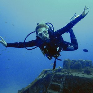 Superior dive at the Superior wreck!