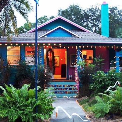 The Dancing Crane Gallery, Bradenton, FL