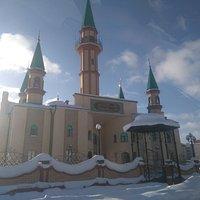 мечеть снаружи
