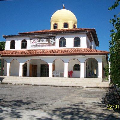 Mosque de Chitre
