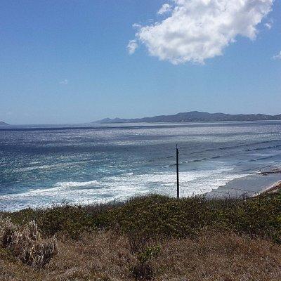 Ocean Front of Judith's Fancy
