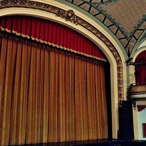 Somerville Theatre in Davis Square - Built in 1914