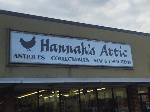 Hannah's Attic on Main Street