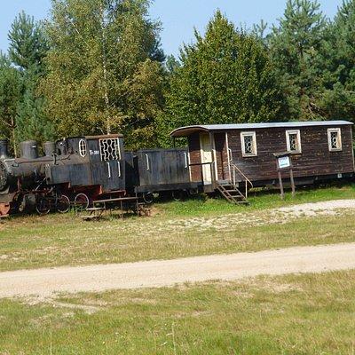 wieś Topiło - przystanek