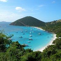 Amazing view of White Bay!