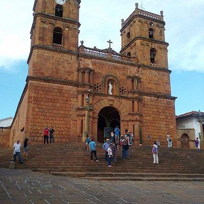 Iglesia Barichara