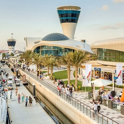 Dock, Dine and Discover Yas Marina