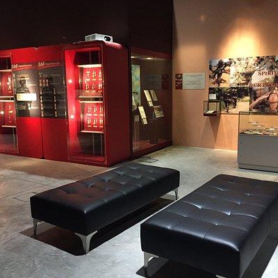 博物館 - 戶内