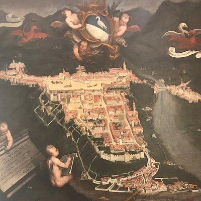 Nuova sede del museo civico di Belluno. Fantastico recupero architettonico e sede permanente di