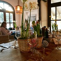 Telicious restaurant at T golf