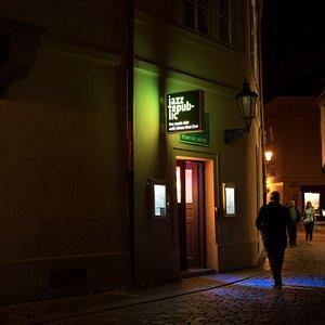 Jazz Republic Prague, www.jazzrepublic.cz