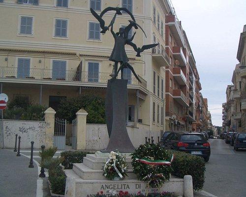 statua di Angelita
