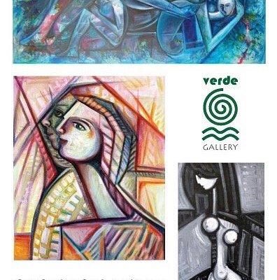 Obra en exhibición de los artistas plásticos Gustavo y David Ozuna del 18 de Enero al 1 de Abril