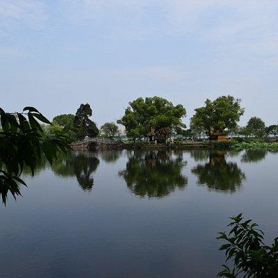 Tai Hu Lake scenery