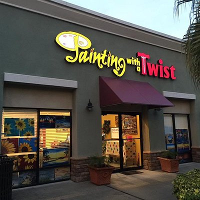 Welcome to Painting with a Twist - Carrollwood