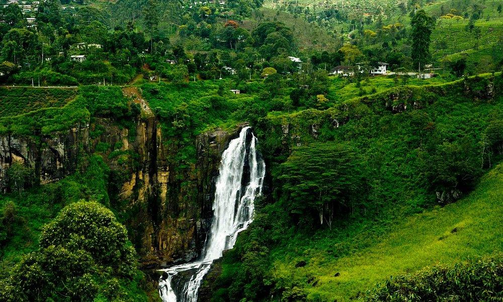 Devon Water Fall Srilanka