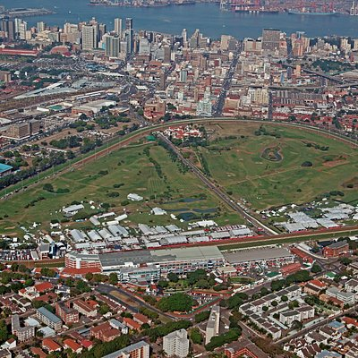 Greyville Racecourse in Durban, KZN, South Africa - home of Africa's Greatest Horseracing Event