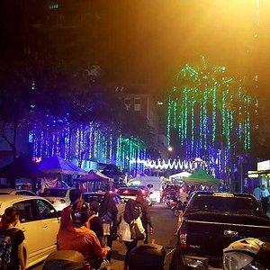night in Kampong Bharu