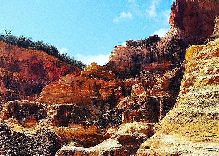 Falésias do Gunga