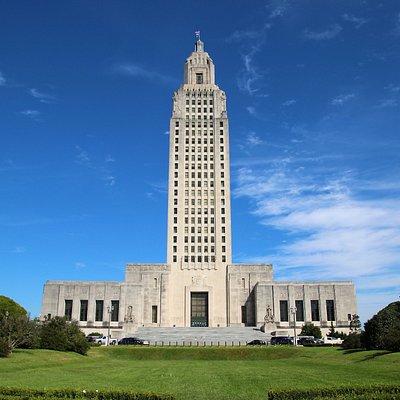 Capitole de Baton Rouge / Vue d'ensemble
