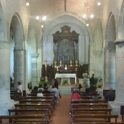 La Chiesa dei Cappuccini - Varzi.