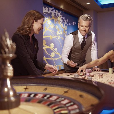 Enjoy a number of table games