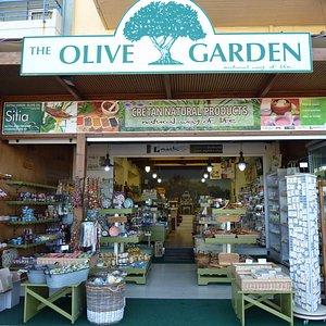 Магазин Олив гарден