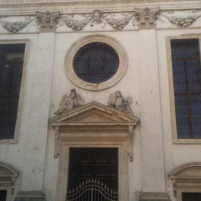 Oratorio del Gonfalone - Vicenza.
