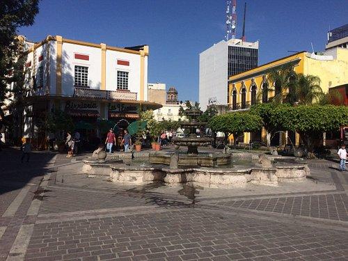 Plaza de Las 9 esquinas