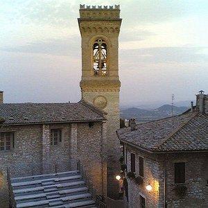 Campanile Medievale della chiesa