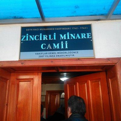 Zincirli Minare Cami 24