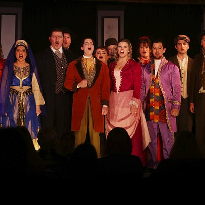 Drood by Firehouse Brewing Theatre 2016