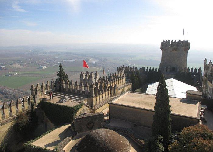 Vistas desde las torres