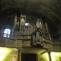 L'organo del XVI sec.