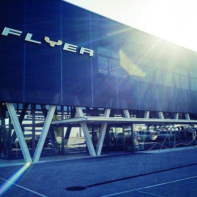 FLYER Werk in Huttwil