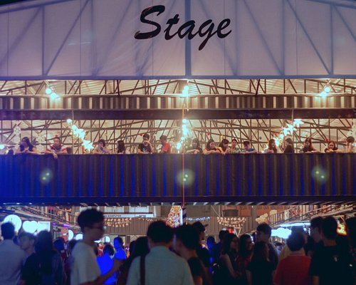 STAGE container park (集装箱市集)