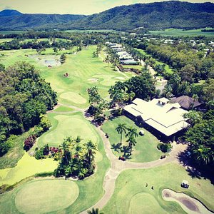 Nestled between the mountains and the sea, our Clubhouse overlooks the lush rain forest