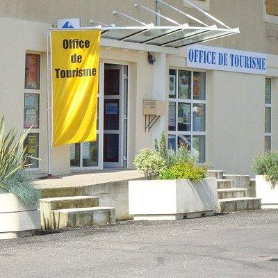 Façade office du tourisme riscle