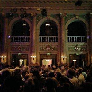 Main music hall