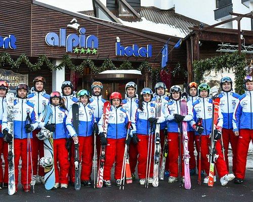 Alpin Ski Academy - scoala de ski si snowboard in Poiana Brasov
