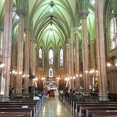 Basílica Imaculada Conceição - Rio de Janeiro