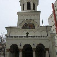 Esterno Chiesa Biserica Ioan Piata