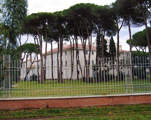 La Villa tra i pini secolari