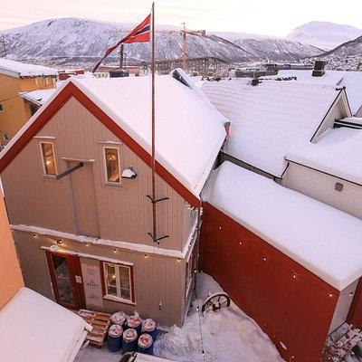 Winter at Graff Brygghus