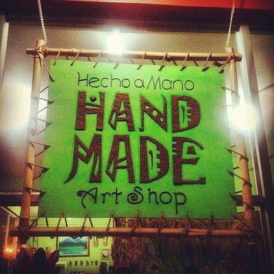 Hand Made Art Shop