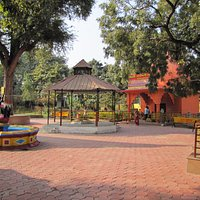 At Sandipani Ashram