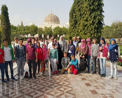 One Day tours Oman - City tour