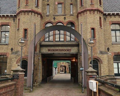 De Blokhuispoort - entree