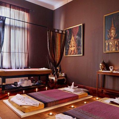 Thalea Massage Room