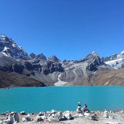 Gokyo - Cho La Pass - Everest Base Camp Trek